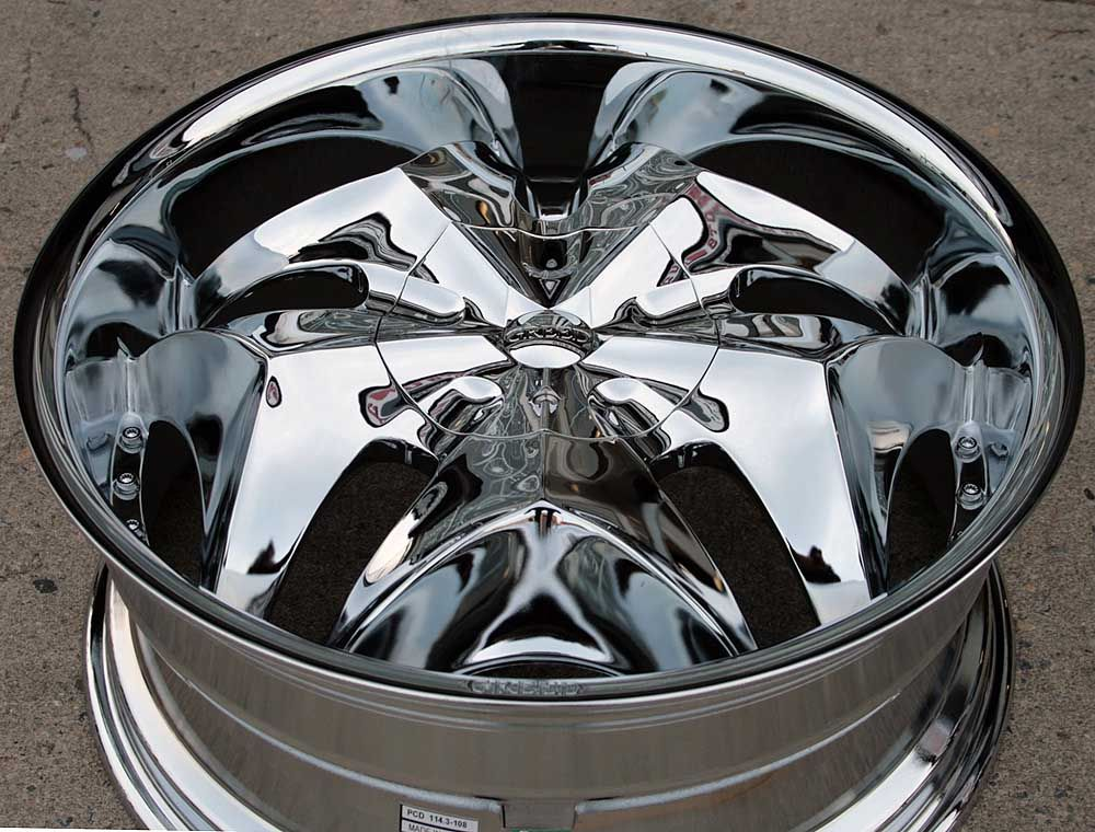 Greed Celebrity 733 20 Chrome Rims Wheels BMW x5 X6